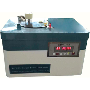 GDY-1A ASTM D240 Laboratory Calorific Value of Coal Analysis Oxygen Bomb Calorimeter