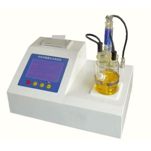 GD-2100 Coulometric Method Karl Fischer Titration Moisture Analyzer Price ASTM D1533 ASTM D6304