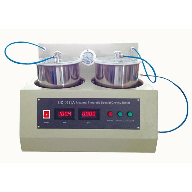 GD-0711A Bituminous Mixtures Theoretical Maximum Specific Gravity Tester