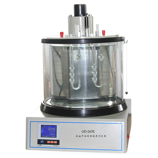GD-265E Asphalts Kinematic Viscometer