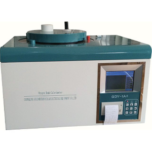 GDY-1A+ Calorific Value Method Automatic Lab Oxygen Bomb Calorimeter Price ASTM D240