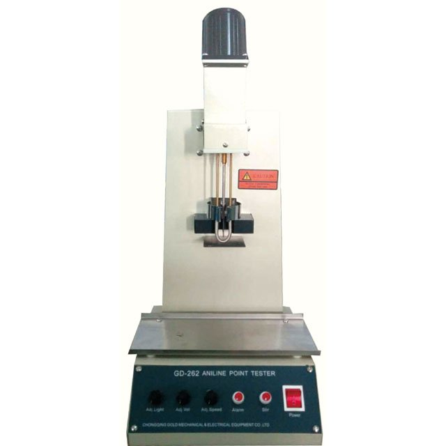 GD-262 Heavy Oil Light Oil Aniline Point Tester ASTM D611 ISO2977