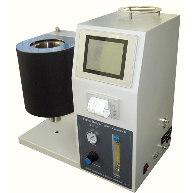 GD-17144 Portable Micro method Biodiesel Carbon Residue Testing Equipment ASTM D4530