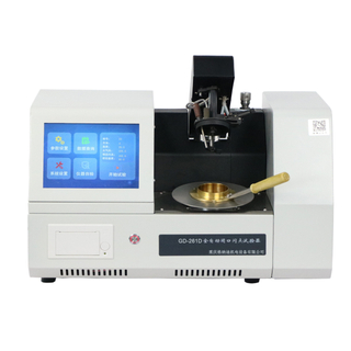 GD- 261D Automatic Pensky-Martens Closed-Cup Flash Point Tester(Touch Screen)