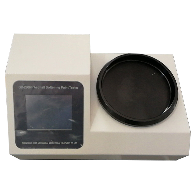 GD-2806F Ring and Ball Softening Point Tester